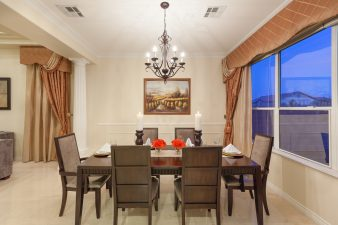 Real Estate Photography Las Vegas – Dining Room 02
