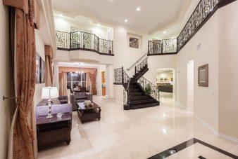 Real Estate Photography Las Vegas – Evening Living Room 04