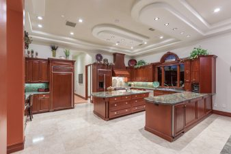 Real Estate Photography Las Vegas – Evening Kitchen 01