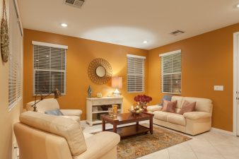 Real Estate Photography Las Vegas – Evening Living Room 06