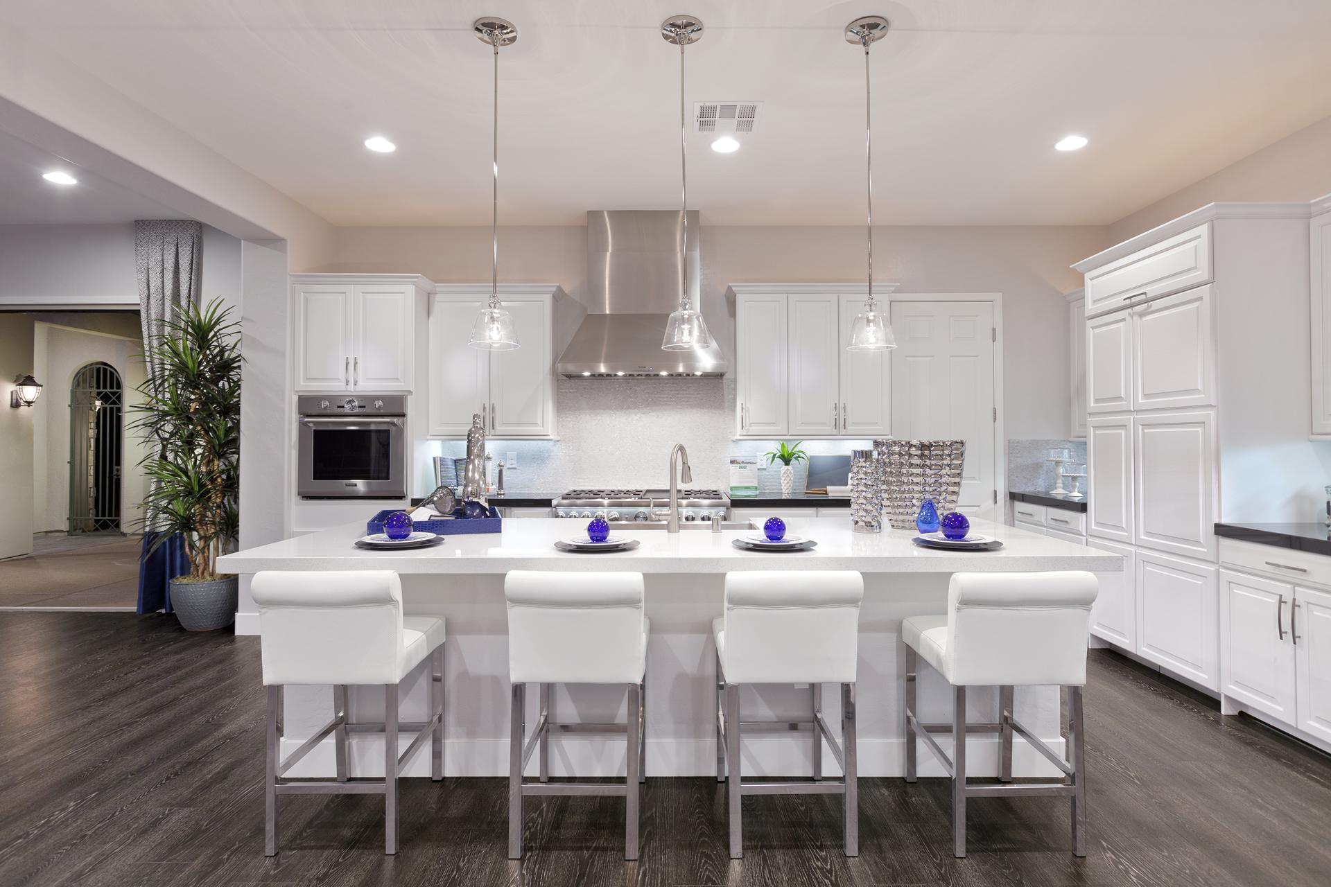 Ryland Homes Marbella Model – Kitchen