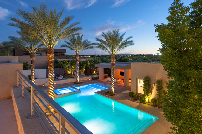 Listings that wow david marquardt architectural photography for Pool trade show las vegas 2015