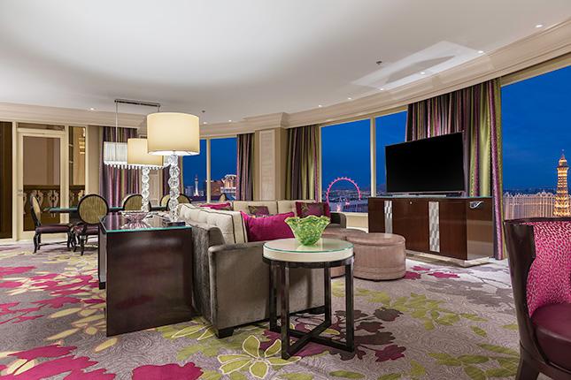 Bellagio 2 Bedroom Penthouse Suite Exterior Remodelling bellagio penthouse suites remodel  david marquardt architectural