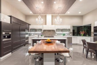 Modern Las Vegas Interior Design, Kitchen – 2015