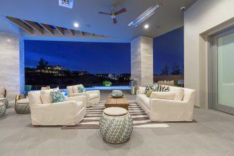 Modern Pool Deck – 2015