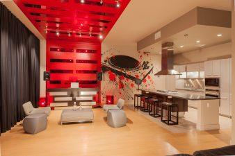Modern Las Vegas Hi-rise Condo – 2014