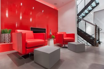Modern Sitting Area, San Francisco – 2011