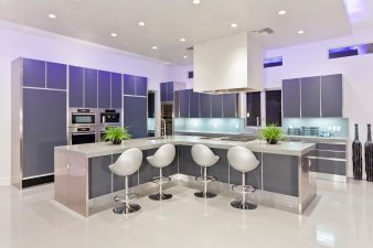 Modern Vegas Kitchen – 2011