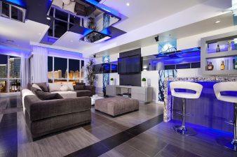 Modern Vegas Hi-rise Condo – 2013