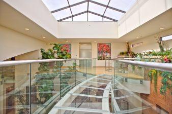 Modern Residential Atrium – 2010