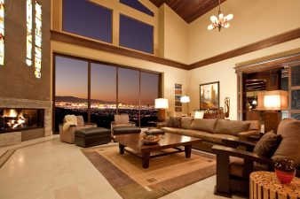 Las Vegas Living Room Design – 2009