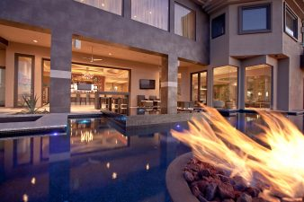 Modern Las Vegas Pool & Patio Design – 2009