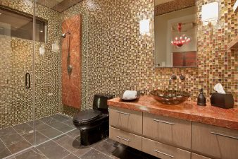 Transitional Vegas Interior Design, Bath – 2009