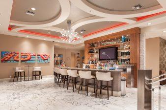 Modern Las Vegas Residential Bar – 2009