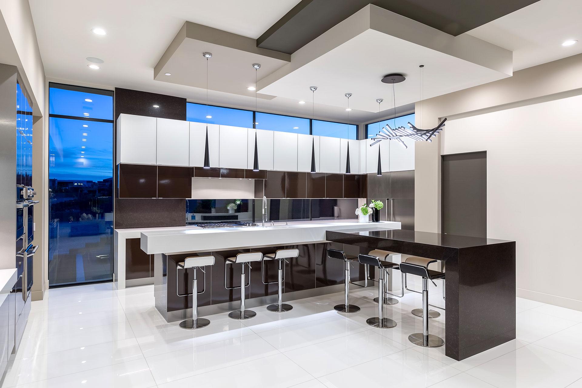 Modern Kitchen Interior Design 2018