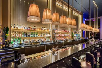 The Bar at Sage Restaurant at Aria Las Vegas