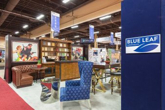 HDExpo 2015 – Blue Leaf Hospitality Exhibit
