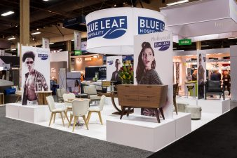 HDExpo 2016 – Blue Leaf Hospitality Exhibit