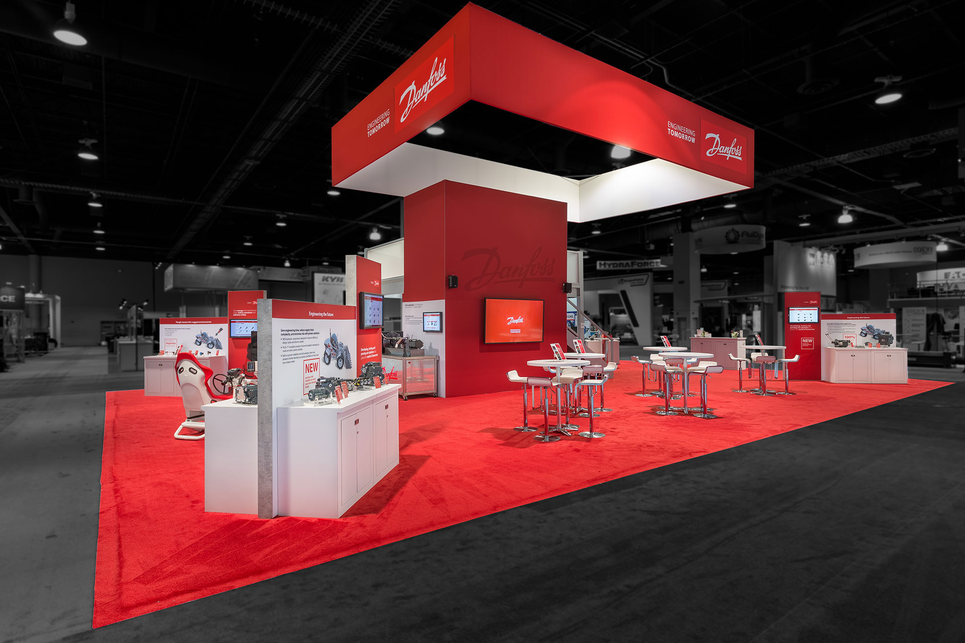 Exhibition Booth Photography : Trade show exhibit photography david marquardt architectural