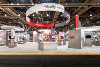 Lightfair 2014 – Acuity Brands Exhibit