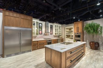Electrolux Kitchen at KBIS 2016 Las Vegas