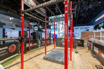 Panasonic Jungle Gym at CES 2016 Las Vegas