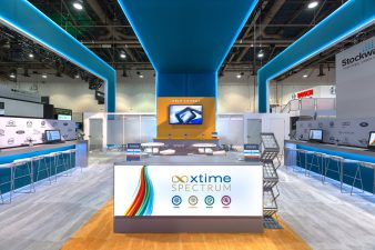 xTime Booth at NADA Las Vegas 2016