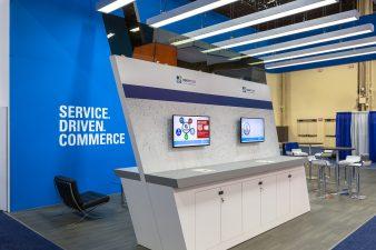 Global Payments Exhibit at ETA 2016 Las Vegas