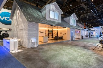 Panasonic Smart Home Exhibit at CES 2016 Las Vegas