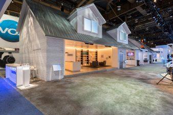 Panasonic Smart Home Exhibit at CES 2016 Las Vegas
