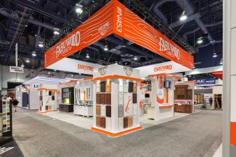 Fabuwood Exhibit at KBIS 2016 Las Vegas
