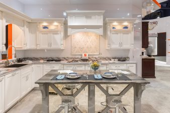 Fabuwood Kitchen at KBIS 2016 Las Vegas