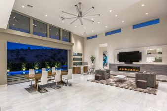 Las Vegas Interior Design – Modern Living Room 2016