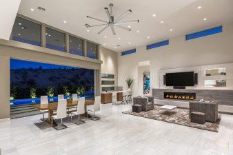 Las Vegas Interior Design – Modern Living Room 2016