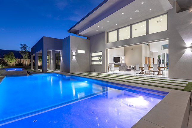 Las Vegas Interior Design Photography Pool 2016 9 01