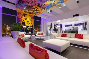 Las Vegas Penthouse Interior Design – 2013