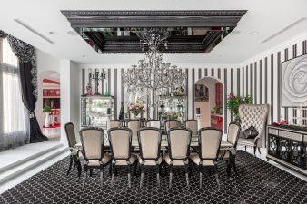 Las Vegas Interior Design 2017 – Dining Room
