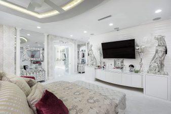 Las Vegas Interior Design 2017 – Bedroom