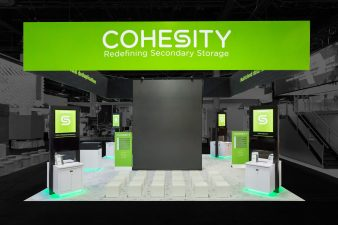 VMWorld 2017 Cohesity Exhibit (Edited)