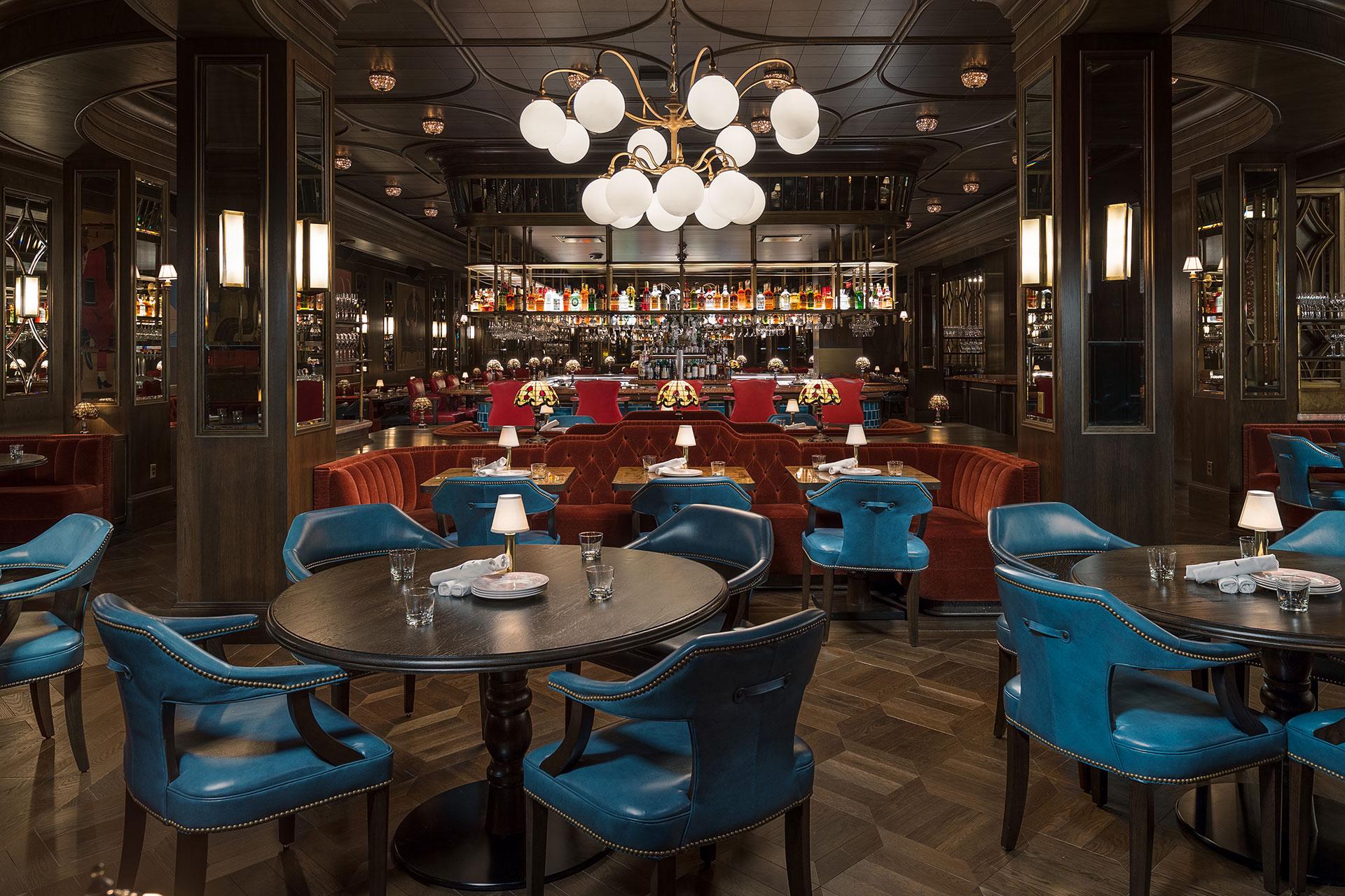 Bavette's Las Vegas – Dining Room