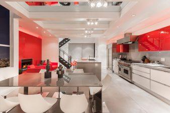Modern San Francisco Kitchen