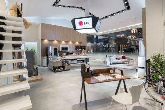 2018 CES LG Home Exhibit