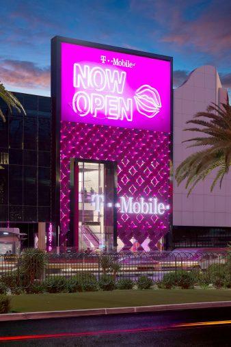 TMobile Store on Las Vegas Boulevard