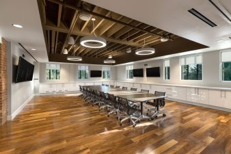 Bureau of Reclamation Conference Room