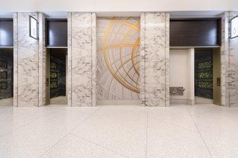 Caesars Forum – Restroom Exterior