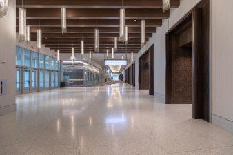 Casesars Forum – Corridor